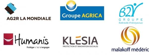 Financeurs du programme APV 2017 : AG2R La Mondiale, Agrica, B2V, Humanis, Klesia, Malakoff Médéric