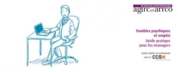 Troubles psychiques et emploi - Guide pratique pour les managers